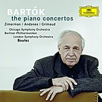 Pierre Boulez Bartók: The Piano Concertos