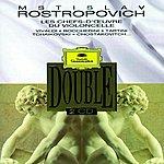 Mstislav Rostropovich Rostropovich - Chefs D'Oeuvres Pour Violoncelle