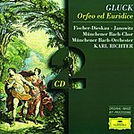 Münchener Bach-Chor Gluck: Orfeo Ed Euridice