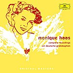 Monique Haas Complete Recordings On Deutsche Grammophon