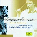 Michael Collins Mozart/Beethoven: Clarinet Concertos