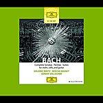 Shlomo Mintz Bach: Complete Sonatas, Partitas & Suties For Violin, Cello & Guitar