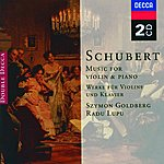 Szymon Goldberg Schubert: Music for Violin & Piano; Arpeggione Sonata