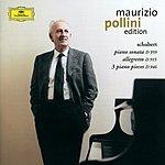 Maurizio Pollini Schubert: Sonata in A Major D959; Allegretto in C Minor D915; 3 Klavierstücke