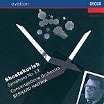 "Marius Rintzler Shostakovich: Symphony No.13 ""Babi Yar"""