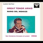 Mario Del Monaco Mario Del Monaco: Great Tenor Arias