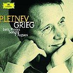 Mikhail Pletnev Grieg: Lyric Pieces/Sonata/Fugues