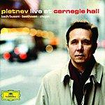 Mikhail Pletnev Mikhail Pletnev - Live At Carnegie Hall