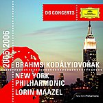 New York Philharmonic Brahms: Variations On A Theme By Haydn/Dvorak: Symphony No.7/Kodaly: Dances Of Galanta