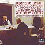 Sviatoslav Richter Bach : Suite Francesi No.2 , No. 4