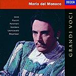 Mario Del Monaco Mario Del Monaco - L'Africaine/Tosca/Il Trovatore