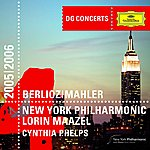 New York Philharmonic Mahler: Symphony No.1/Berlioz: Harold In Italy (DG Concerts)