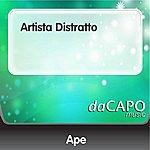 Ape Artista Distratto
