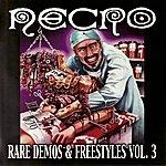 Necro Rare Demos And Freestyles Vol 3