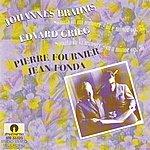 Pierre Fournier Brahms : Sonata Op. 38 - Grieg : Sonata Op.36