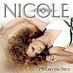 Nicole Mitten ins Herz