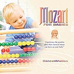 Wolfgang Amadeus Mozart Mozart For Babies Concentration