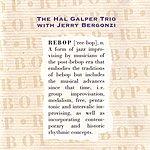 The Hal Galper Trio Rebop (With Jerry Bergonzi)(Live)