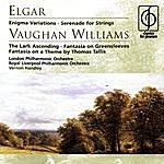 Vernon Handley Elgar: Enigma Variations/Vaughan Williams: The Lark Ascending