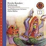 Israel Philharmonic Orchestra Rimsky-Korsakov:  Scheherazade & Russian Easter Overture
