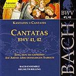Helmuth Rilling Bach: Cantatas BWV 41, 42