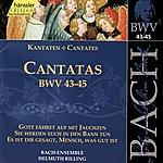 Helmuth Rilling Bach: Cantatas BWV 43-45