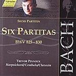 Trevor Pinnock Bach: Six Partitas for Keyboard