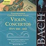 Helmuth Rilling Bach: Violin Concertos, BWV 1041-1043
