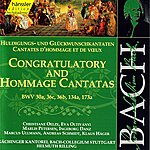 Helmuth Rilling J.S. Bach - Congratulatory And Hommage Cantatas BWV 30a, 36c, 36b, 134a, 173a