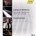 Gerhard Oppitz Beethoven: Piano Sonatas op. 26, op.27/1-2, op.28 Vol. 4