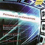 Lilya Zilberstein Rachmaninov, Mussorgsky: Pictures at an Exhibition