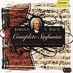 Helmuth Rilling J.S. Bach: Complete Sinfonias