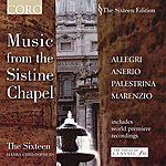 The Sixteen Music from the Sistine Chapel