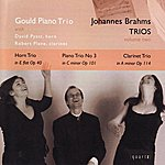 David Pyatt Brahms Trios - Volume Two
