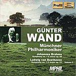 The Munich Philharmonic Orchestra BRAHMS: Symphony No. 1 / BEETHOVEN: Symphony No. 1