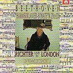 Sviatoslav Richter Beethoven : Sonata No.29 In Si Bemole Maggiore, Op.106(Un homme de concert  2 (Live in London))