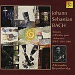 Alexandre Brussilovsky Bach: Sonates Et Partitas Pour Violon Seul