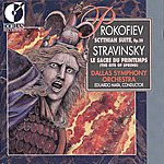 Eduardo Mata Prokofiev - Scythian Suite, Stravinsky - The Rite Of Spring