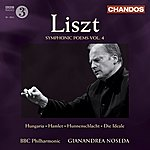 Gianandrea Noseda Liszt: Symphonic Poems, Vol.4