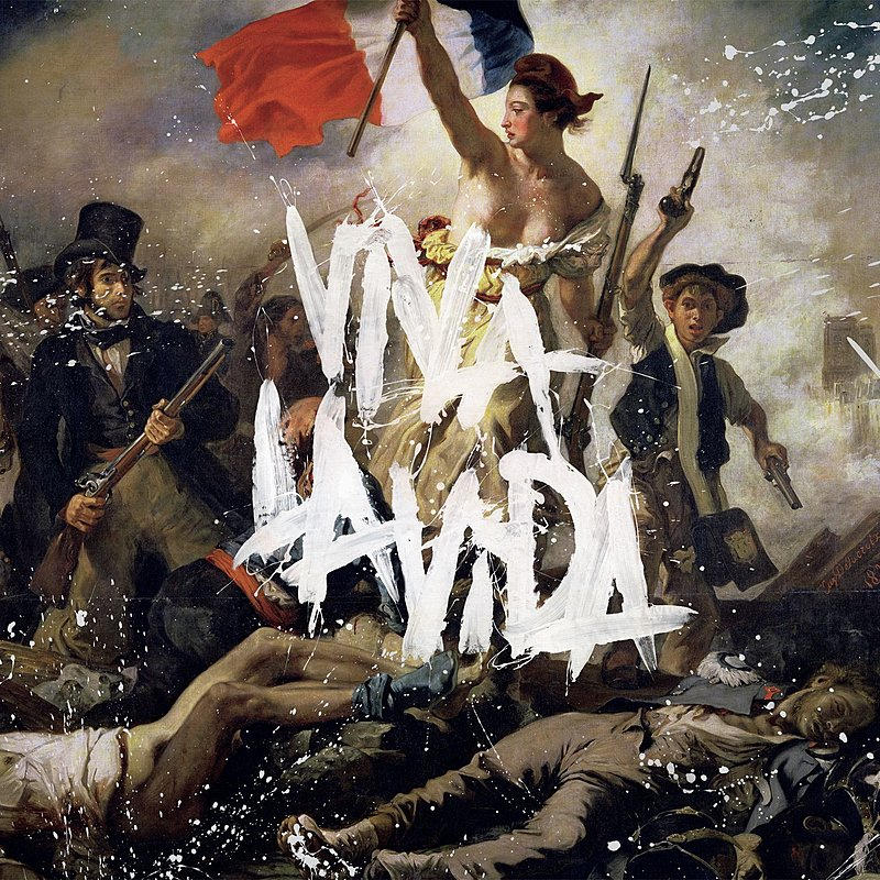 Cover Art: Viva La Vida - Prospekt's March Edition