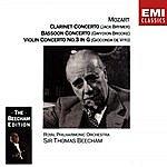 Sir Thomas Beecham Mozart - Concertos