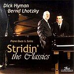 Dick Hyman Stridin' The Classics