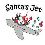 Andy Garcia Santa's Jet - Single