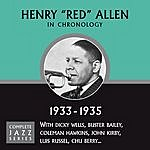 Henry 'Red' Allen Complete Jazz Series 1933 - 1935