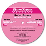 Peter Brown The Game Of Love