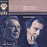 Peter Schreier Wigmore Hall Live - Schubert Songs