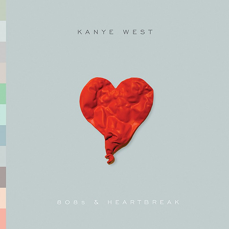Cover Art: 808s & Heartbreak