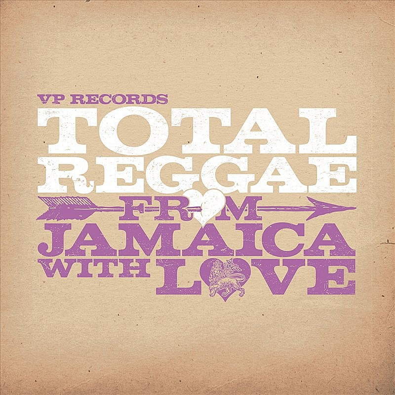 Cover Art: Total Reggae: From Jamaica With Love