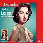 Jasmin Wagner Legenden - Das Leben von Sophia Lauren (gelesen von Jasmin Wagner)
