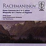 Philip Fowke Piano Concerto No.2 in C Minor/Paganini Rhapsody